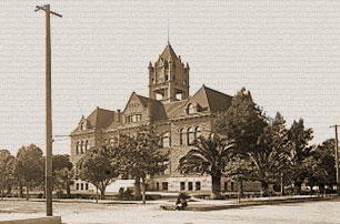Old Santa Ana Courthouse